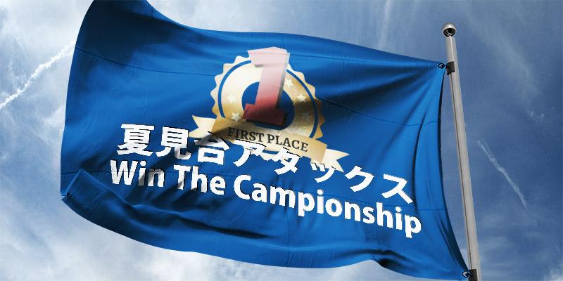 第34回 少年野球千葉県選手権大会 ろうきん旗 ファイナルトップ画像